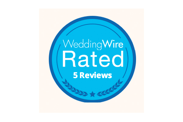 Hits DJ Wedding Wire Rated Vendor