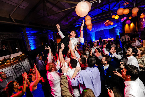 Rockford Wedding DJ and Lighting 2 - Hits DJ Service